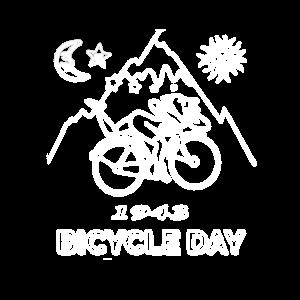 LSD Albert Hofmann Bicycle Day Acid