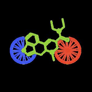 LSD Bicycle Day A. Hofmann Strukturformel Molekül