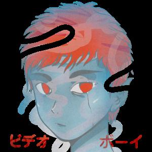 Anime Print (Junge)