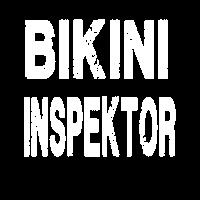 Bikini Inspektor Junggesellenabschied