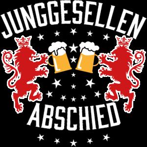 197 Löwen Bier JGA Junggesellenabschied