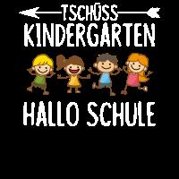 Tschüss Kindergarten, Hallo Schule - Einschulung