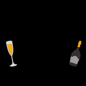 Champagne Mami Geschenk
