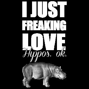 Nilpferd Ägypten Hippo Nil Geschenk