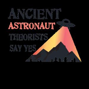 UFO Antike