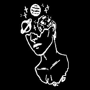 Weltall im Kopf
