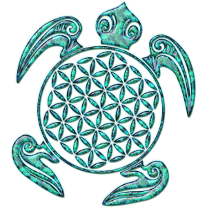 Flower of Life - Turtle 1