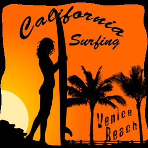 California Surfing, Venice Beach