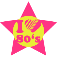 I Love 80s Star