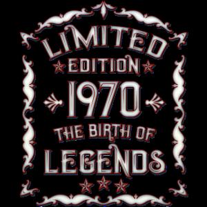 Jahrgang 1970 - 50. Geburtstag - 1970 Geboren