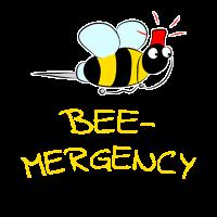 Biene Beemergency Notfall