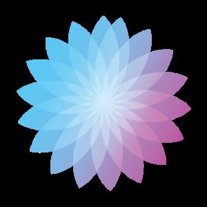 Mandala Digitale Blumen Florales Design tshirt