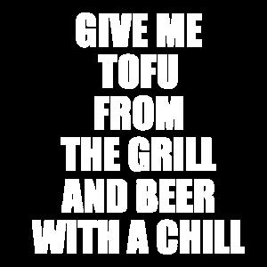 Tofu Vegan & Vegetarisch Grillen - Grillparty BBQ