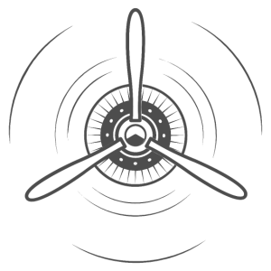 Propeller Pilot Piloten Flugzeug Geschenk
