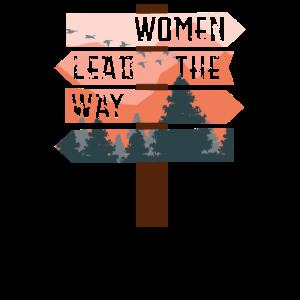 Frauen Wandern Lustiger Spruch Frauen Geschenkidee
