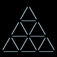 Tetraktys, Pythagoras, Geometrie, Mathematik