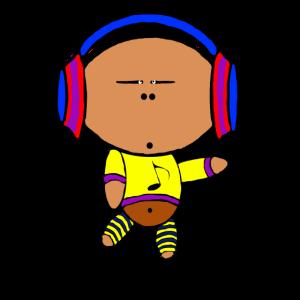 EDM boy dance around house music rules tanzen yeah