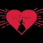Die Braut - Herz & Braut Silhouette