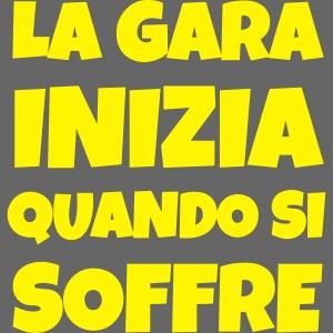 Frase Ironica - La Gara Inizia - FLAT
