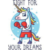Kämpfe für deine Träume