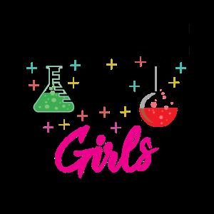 Forschung Wissenschaft ist für Mädchen Chemie