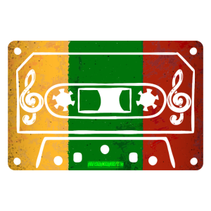 REGGAE TAPE WITH GRADES