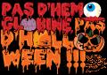 Motif Halloween Joke
