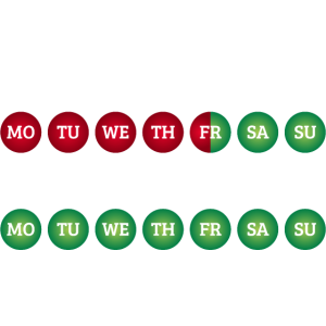 designer weekend