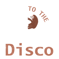 To The Disco T Shirt Funny Sloth and Unicorn Shi