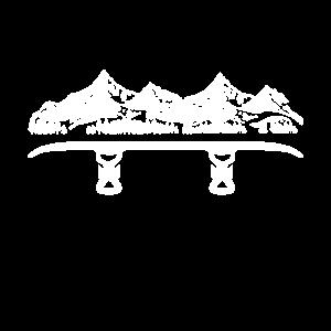 Snowboard Snowboarder Snowboardfahrer Winter Sport