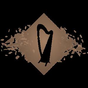 Harfe Geschenk
