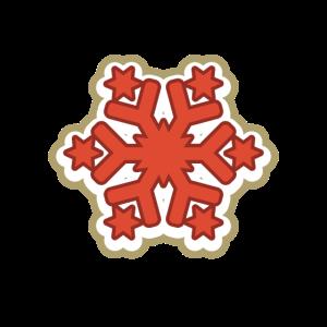 Weihnachten Schneeflocke