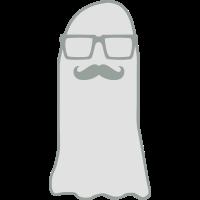 Mustache Bart Hornbrille Hipster Nerd Geist