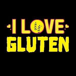 Ich liebe Gluten