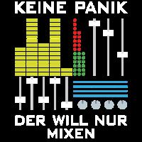 Keine PANIK   Regler - Mixen - DJ