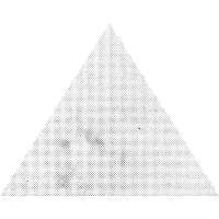 Triangle Halftone