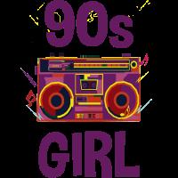 90s Girl 90er Jahre Party Geschenkidee