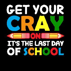 Letzter Tag des Schullehrerentwurfs