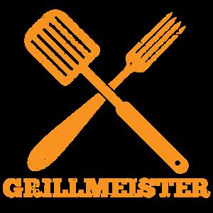 Grillsaison Grillen Grillmeister Spruch Geschenk