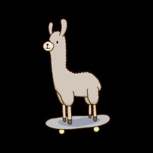 Lama Skateboard