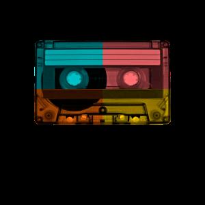 Kasette Retro Tape Oldschool Vintage