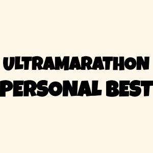 ULTRAMARATHON - motivo