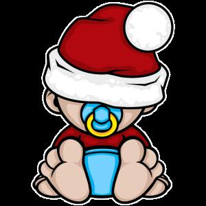 Baby Boy Junge Weihnachten