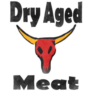 Dry Aged Beef t shirt aged meat lover chefs shirt