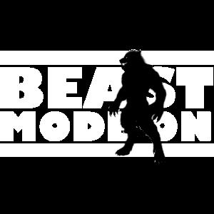 Beast Mode On - Coole Sprüche