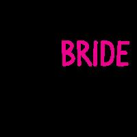 Braut Junggesellin Hochzeitsfeier Spruch Poltern