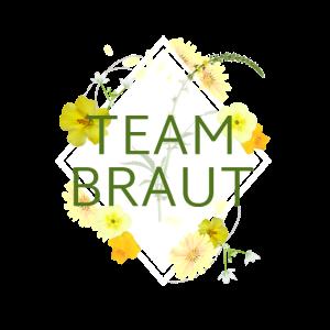 JGA Frauen Team Braut