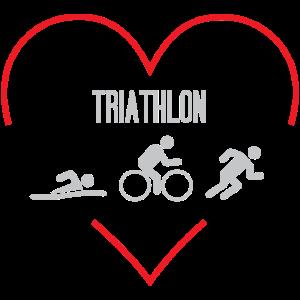 Triathlon meine Liebe