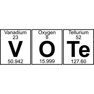 V-O-Te (vote)
