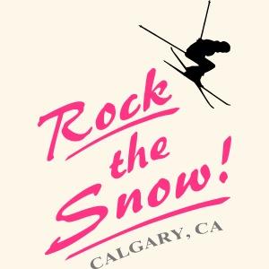 Rock the Snow - Skifahrer